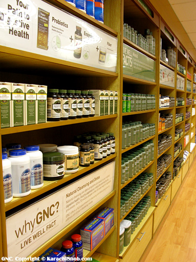 Health & Bodybuilding Supplement Stores in Islamabad at